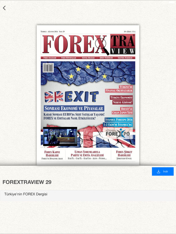 FOREXTRAVIEW