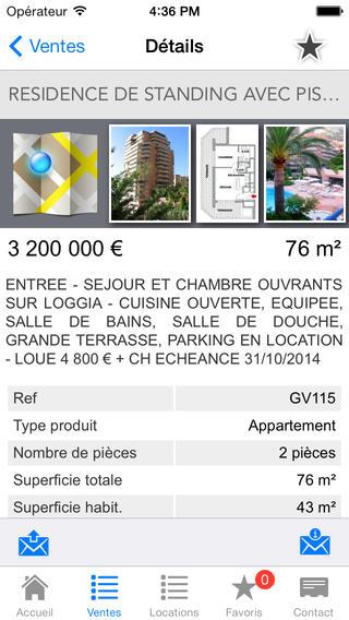 FCF Immobilier Monaco