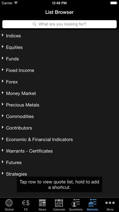 FIS MarketMap Mobile