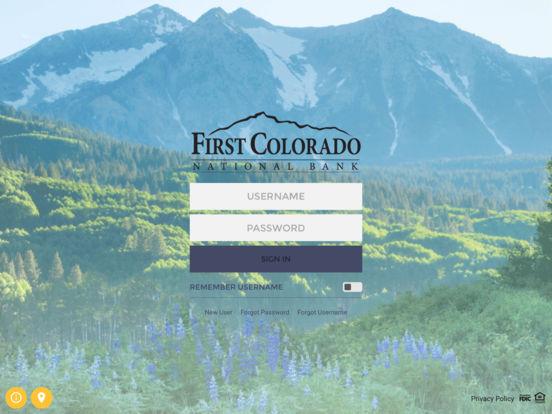 First Colorado National Bank