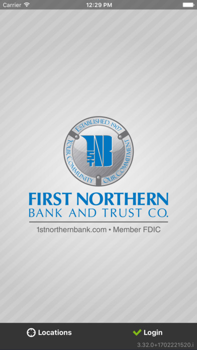 First Northern Bank - Mobile Banking