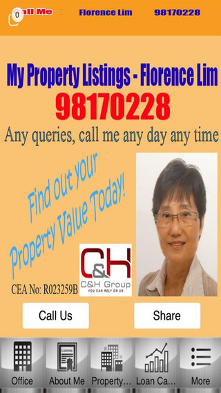 Florence Lim SG Property Agent