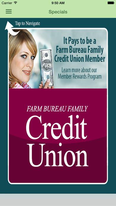 Farm Bureau Family CU