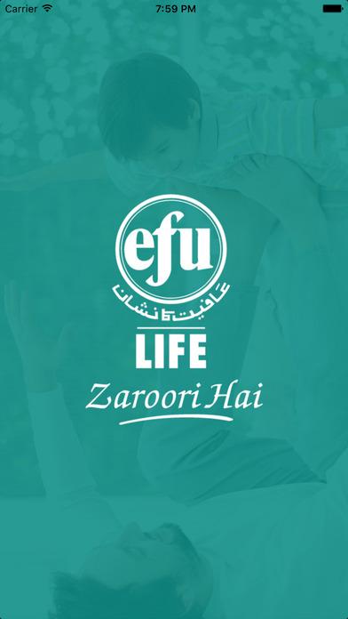 EFU Life Agent App