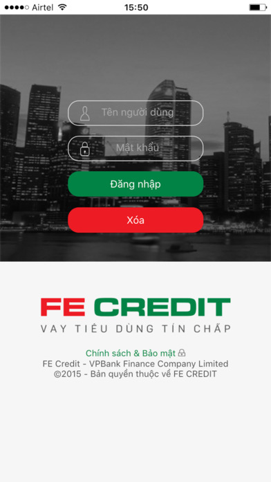 FE CREDIT ON MOVE