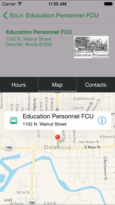 Education Personnel FCU App