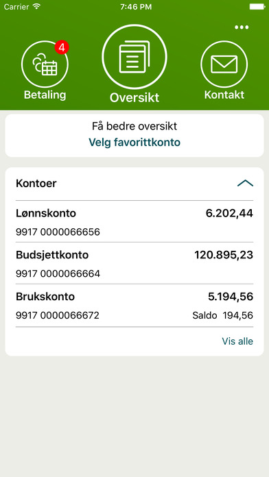 Evje og Hornnes Sparebank Bedrift