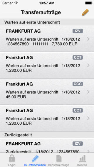 EBsec 4 for iPhone