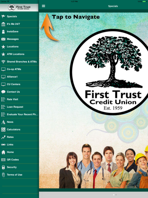 FirstTrustCU
