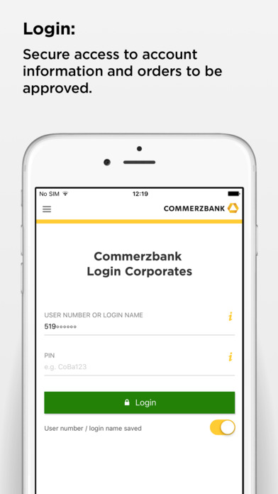 Commerzbank Mittelstandsbank Cash Management