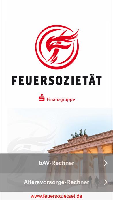Feuersozietät Vorsorge-App
