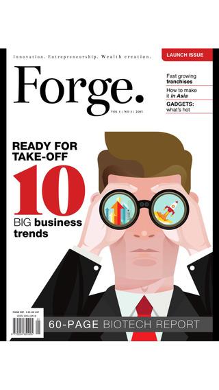 Forge magazine