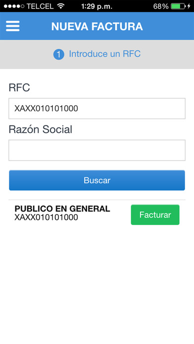 Facmail Pro - Facturación CFDI