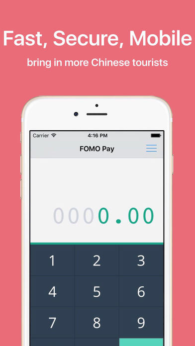 FOMO Pay Merchant