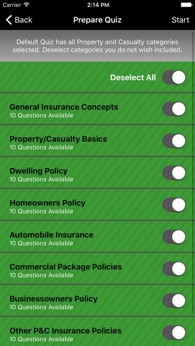 ExamFX Property & Casualty Exam Prep