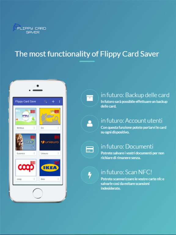 Flippy Card Saver