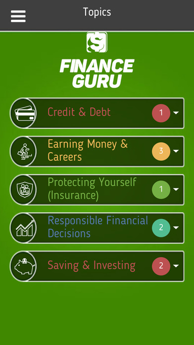 Finance Guru Quiz