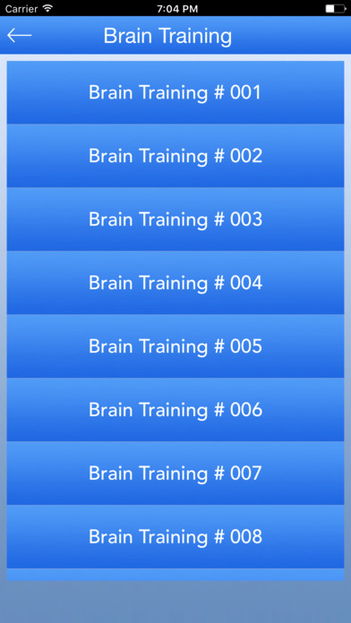 Brain Training School