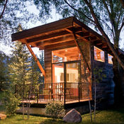 Cabin House Plans Info 1