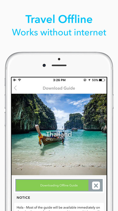 Cambodia Travel Guide by Triposo