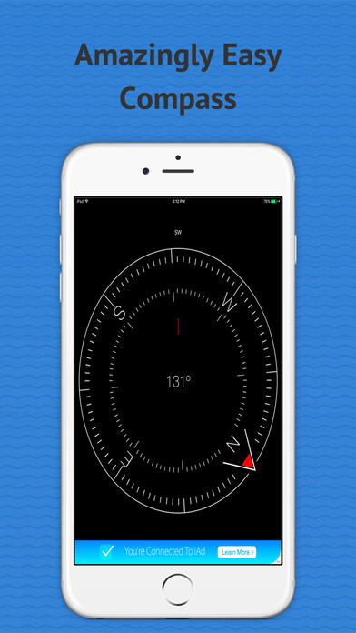 指南针 - 简单