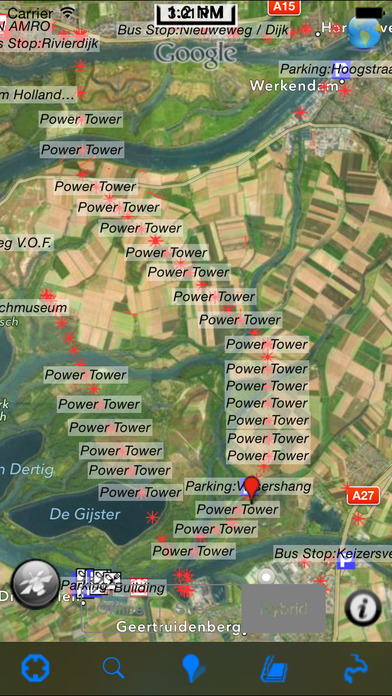 De Biesbosch National Park - GPS Map Navigator