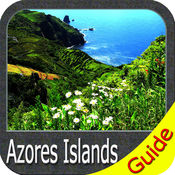 Azores Islands charts GPS map Navigator 5.3.1
