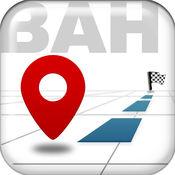 巴林地图 8