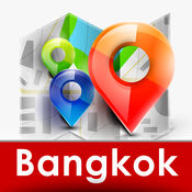 Bangkok & Thailand travel guide and city map 4.01