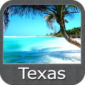 Boating Texas GPS map nautical sailing kml charts 5.3.