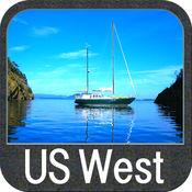 Boating US West & Alaska GPS chart navigator 5.3.1