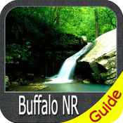 Buffalo National River - GPS Map Navigator 5.1