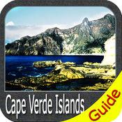 Cape Verde Islands charts GPS map Navigator 5.3.1