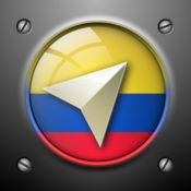 哥伦比亚GPS 4