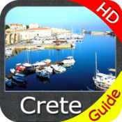 Crete (Greece) HD - GPS Map Navigator 4.9