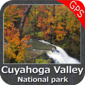 Cuyahoga Valley National Park - GPS Map Navigator 4.7