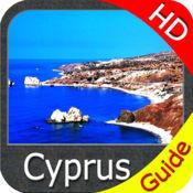 Cyprus HD - GPS Map Navigator 4.9