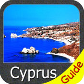 Cyprus offline charts GPS maps Navigator 5.3.1
