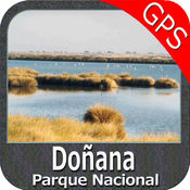Donana National Park - GPS Map Navigator