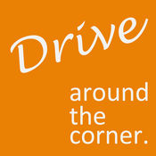 Drive around-the-corner.