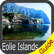 Eolie Islands offline charts GPS maps Navigator 5.3.1