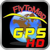 FlyToMap All in One HD GPS maps marine lakes parks