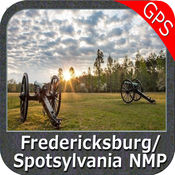 Fredericksburg/Spotsylvania National Military Park  4.