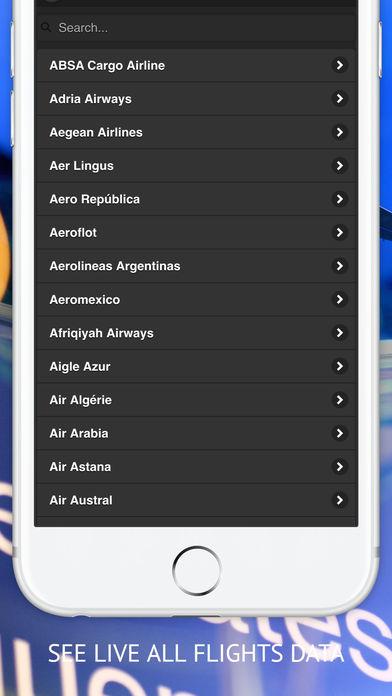 Flight Navigation Pro - Live Flight Tracking & Status