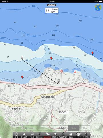 Cyprus HD - GPS Map Navigator