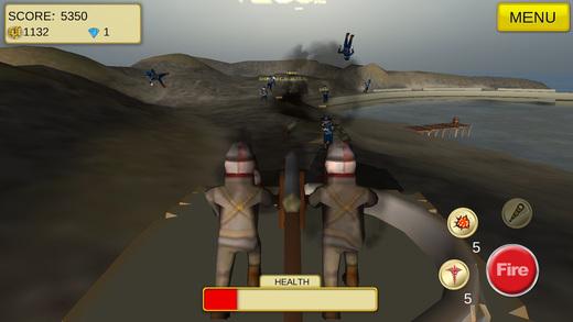 消防炮:内战