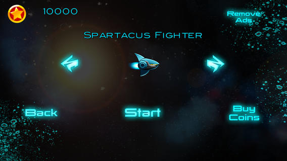 Ace Star Fighters: Alien Space Assault