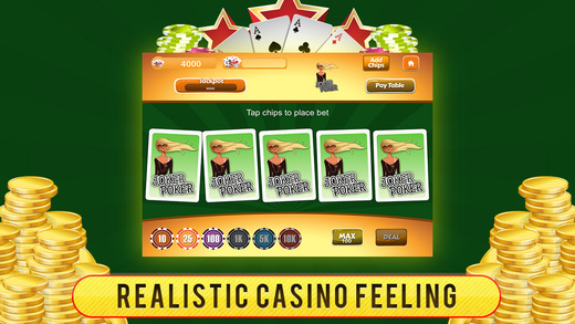 Ace Monte Carlo Double Diamond Video Poker FREE