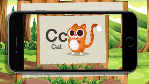 ABC Animal Alphabet Vocabulary