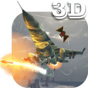 Alien Space Attack 3D- sky force 2015 1